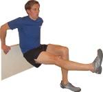 Full Body Exercises - The Single Leg Dip